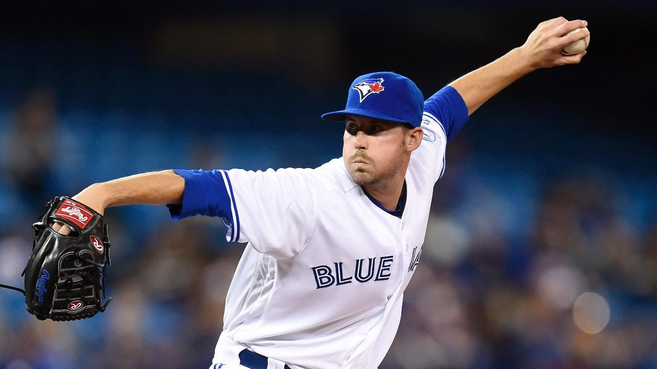 Girodo off 40-man, stays in Blue Jays' camp