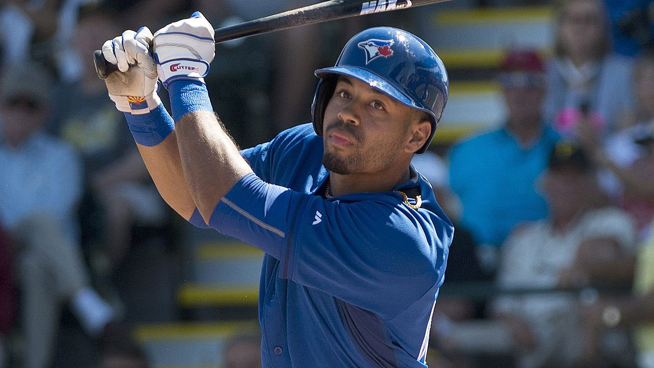 Blue Jays bring double trouble for first spring win